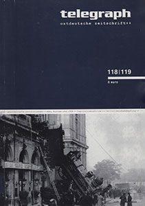 Titelbild telegraph 118/119 - 2009
